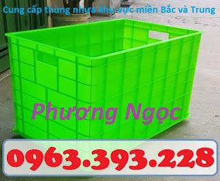 Thùng nhựa đặc 5 bánh xe, thùng nhựa công nghiệp đẩy hàng, thùng nhựa đặc 5bxd