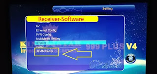 King Star 999 Plus V4 1507g Ecast Direct Biss Add Option