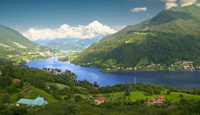 Gite vacanze in Lombardia - Lago di Endine - Bergamo