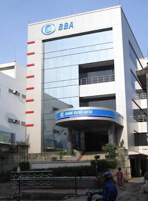 Fundamental saham BNBA ( Bank Bumi Arta )