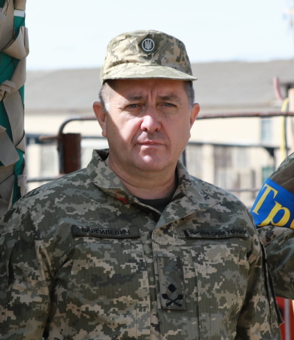 генерал-майор Анатолій Баргилевич