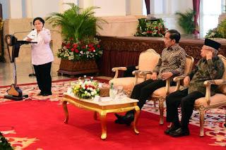 Megawati Beri Wejangan: Jangan Sekalipun Kamu Mengkhianati Dirimu dengan Ucapan Sendiri
