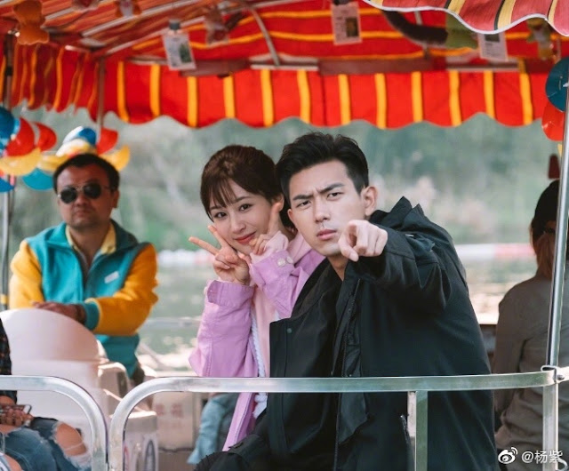 [C-Drama]: Yang Zi Asks Viewers Not to Watch Pirated Version of