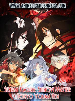 Senran Kagura: Shinovi Master - Tokyo Youma Hen: Todos los Capítulos (06/??) [MEGA - MediaFire] TV HDL ¡Actualizable!