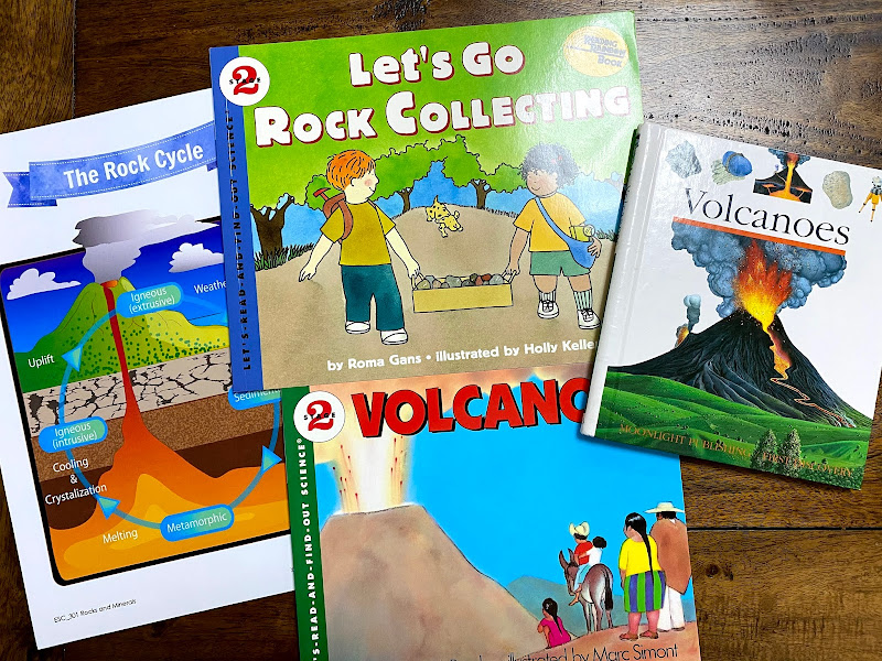 Rock Cycle Lesson for Kids