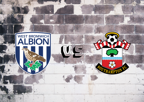 West Bromwich Albion vs Southampton  Resumen