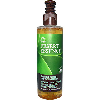 Desert Essence Thoroughly Clean Face Wash DiscoveringNatural