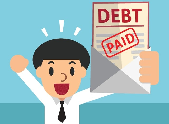 tips dealing with debt pay off