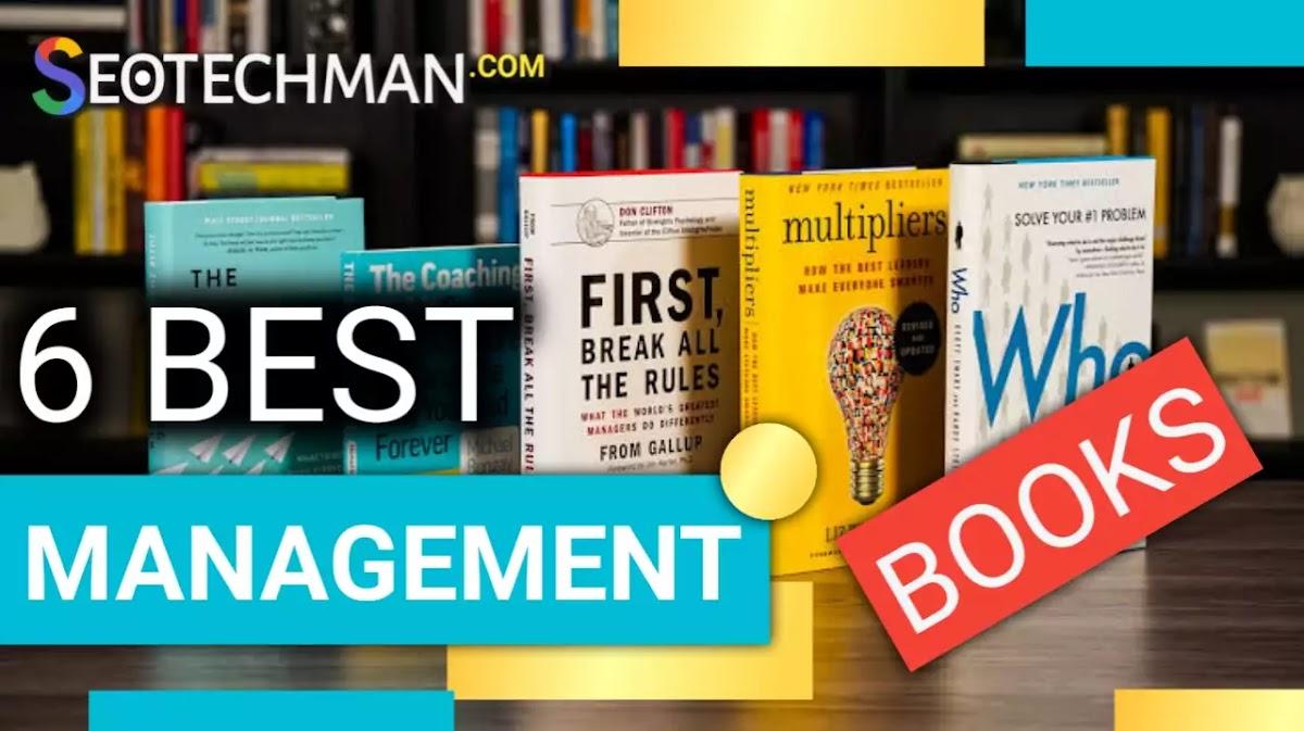 6 Buku Manajemen Terbaik yang Bagus untuk Dibaca