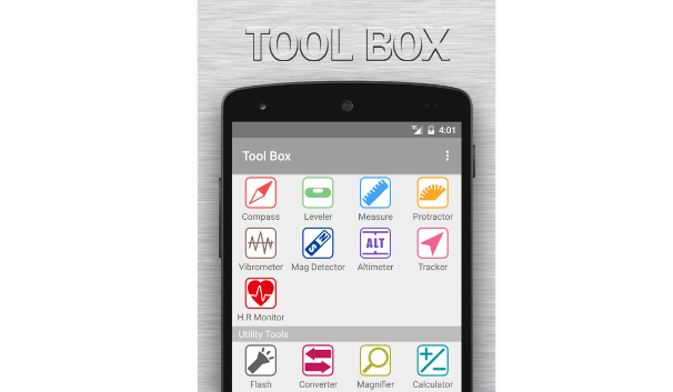 تطبيق واحد يجمع لك جميع الأدوات التى تستخدمها على الاندرويد !
