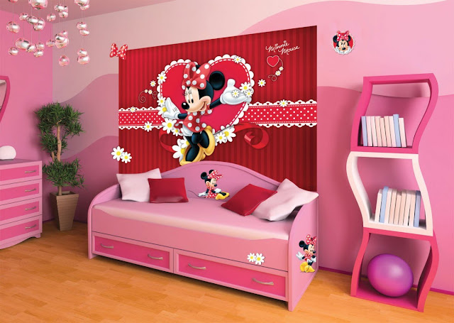 Pink Bedroom Decor Ideas