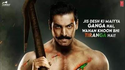 John Abraham film Satyamev Jayate 2 new poster