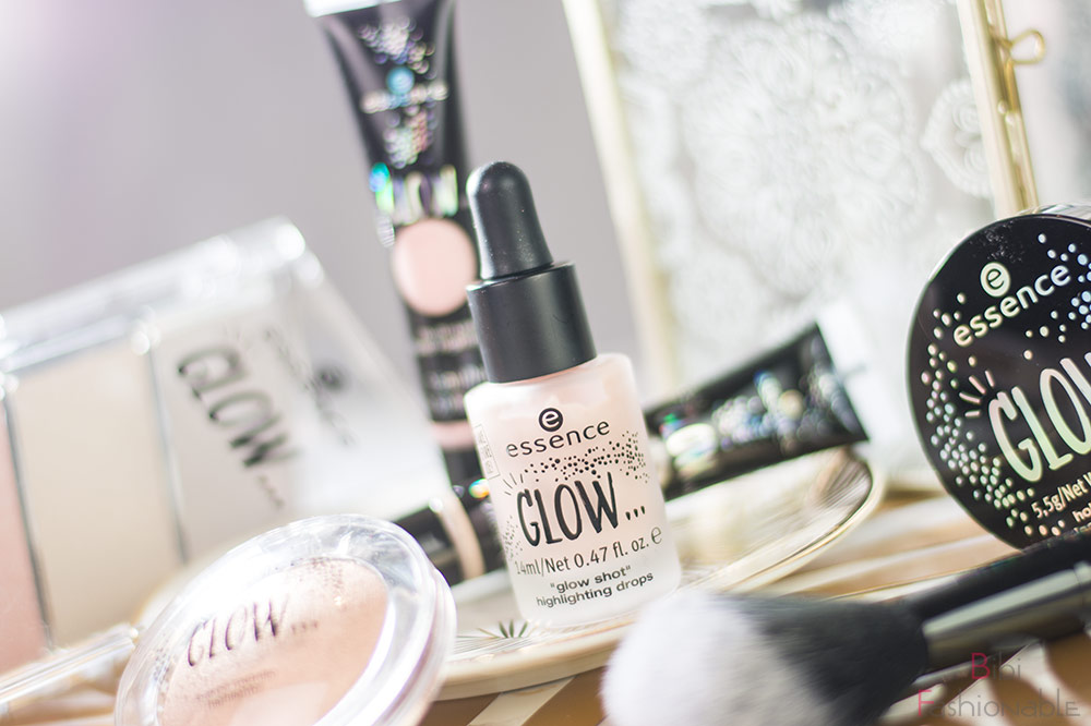essence trend edition glow like glow shot highlighting drops