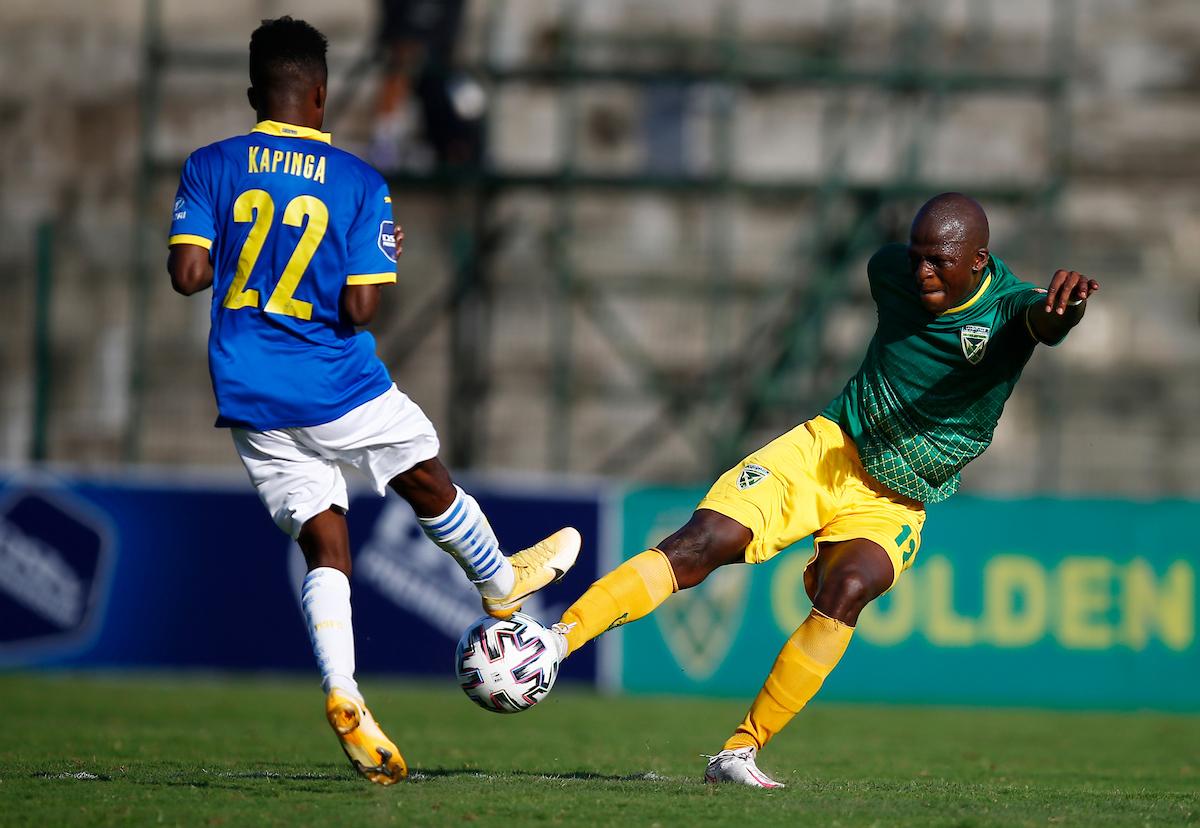 Velemseni Ndwandwe of Golden Arrows