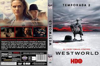 CARATULA[SERIE TV] WESTWORLDTEMPORADA 2
