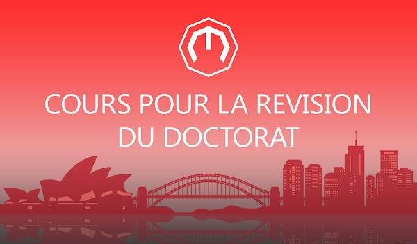 COURS POUR LA REVISION DU DOCTORAT