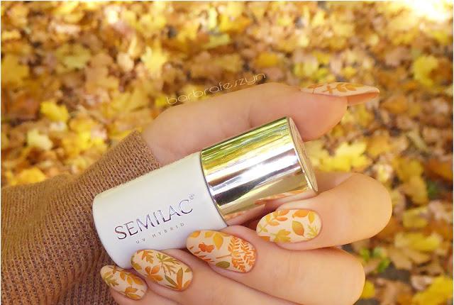 Kolorowe liście | Fall Stamping Week #2