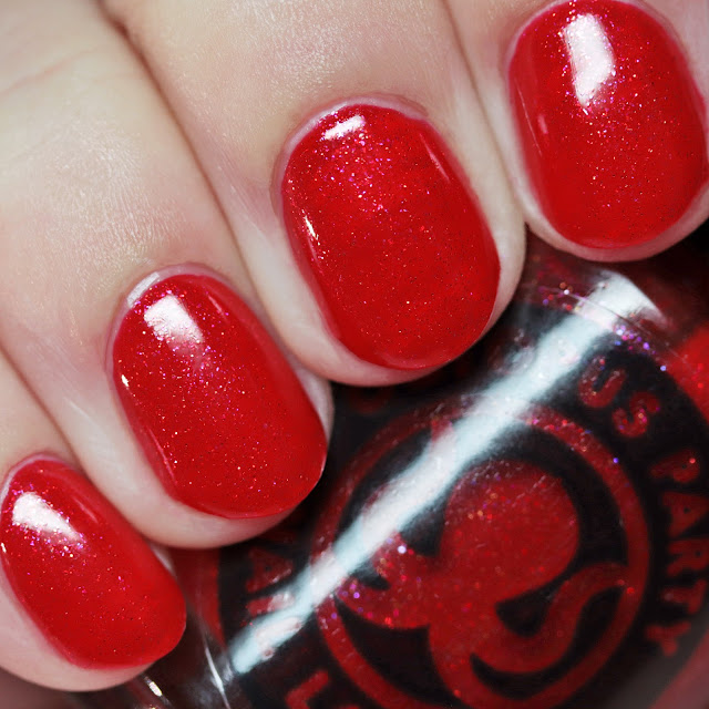 Octopus Party Nail Lacquer Apple