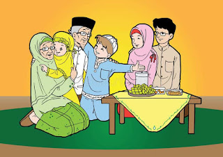 التواصل بين الآباء والأبناء في الإسلام