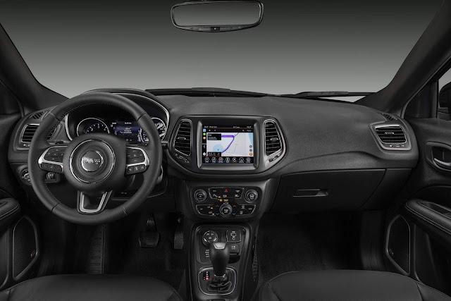 Jeep Compass 2018 S 4x4 Diesel