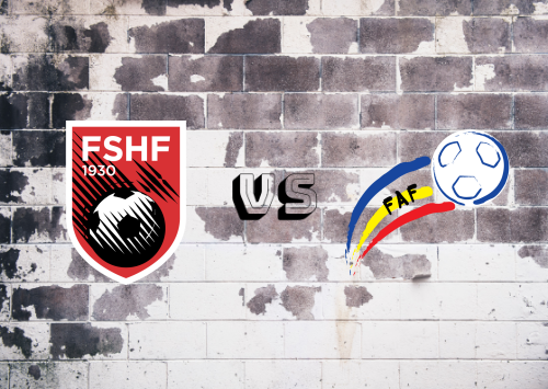 Albania vs Andorra  Resumen