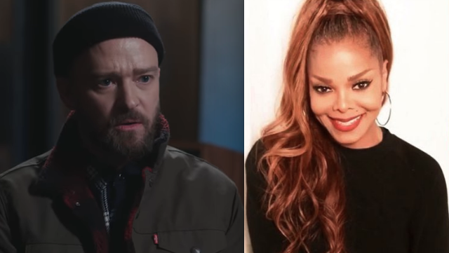 Justin Timberlake says hes made peace with Janet Jackson