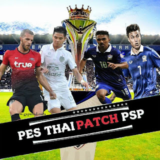 PES ALL IN ONE v2 [PES Thaipatch PSP]