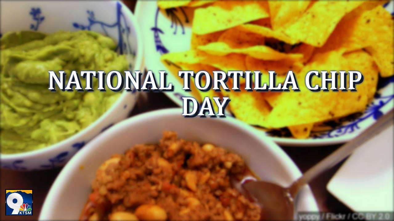 National Tortilla Chip Day Wishes Photos
