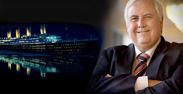 Clive Palmer Titanic