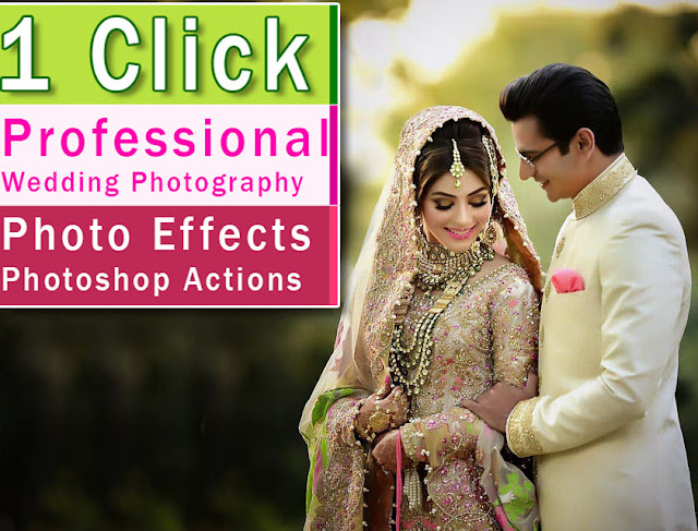 Wedding Photography Photo Effects
