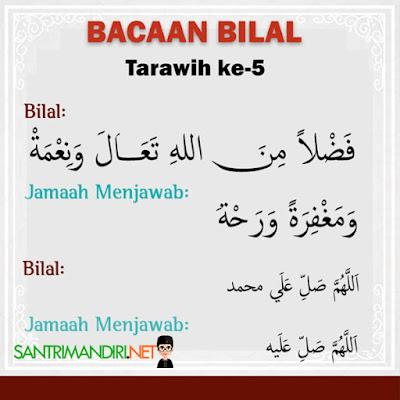 Bacaan-Bilal-Shalat-Tarawih ke-5