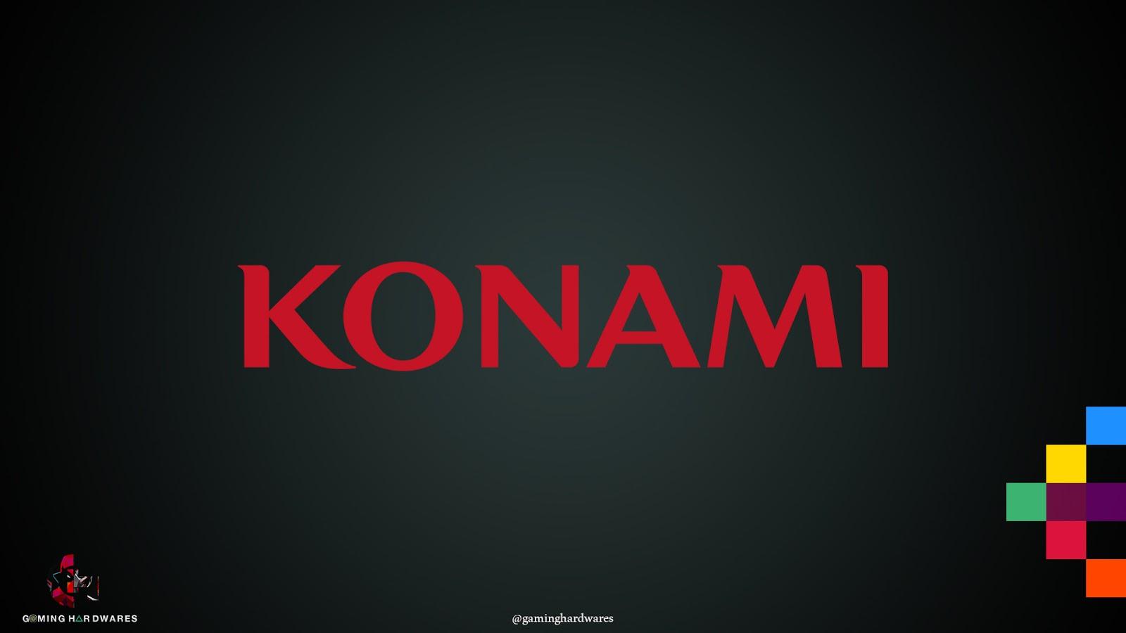 arespear konami pc