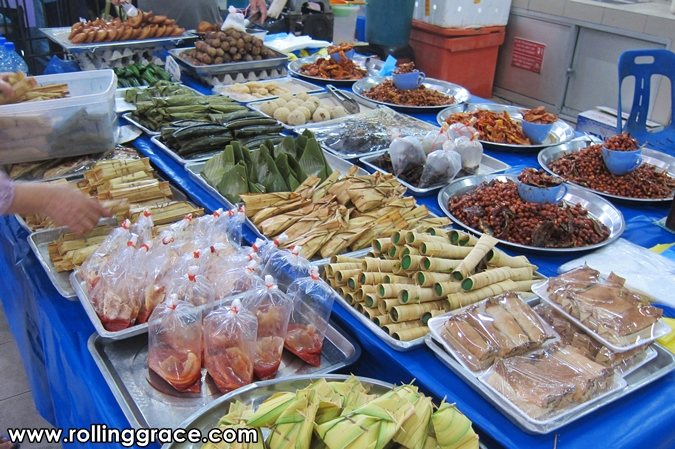 brunei traditional food