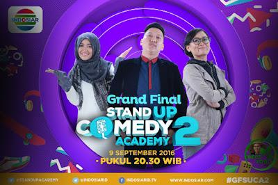 SUCA 2 Babak Grand Final : Wawan Bekasi, Arafah Depok, Aci Tangerang