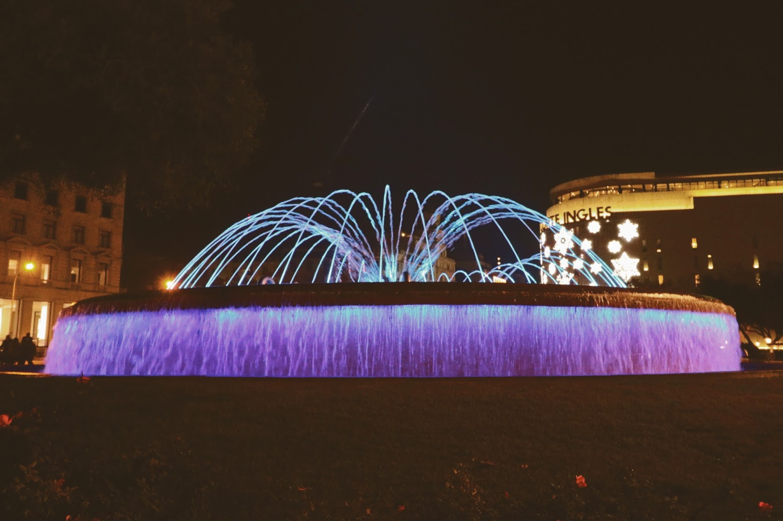 fontanna barcelona