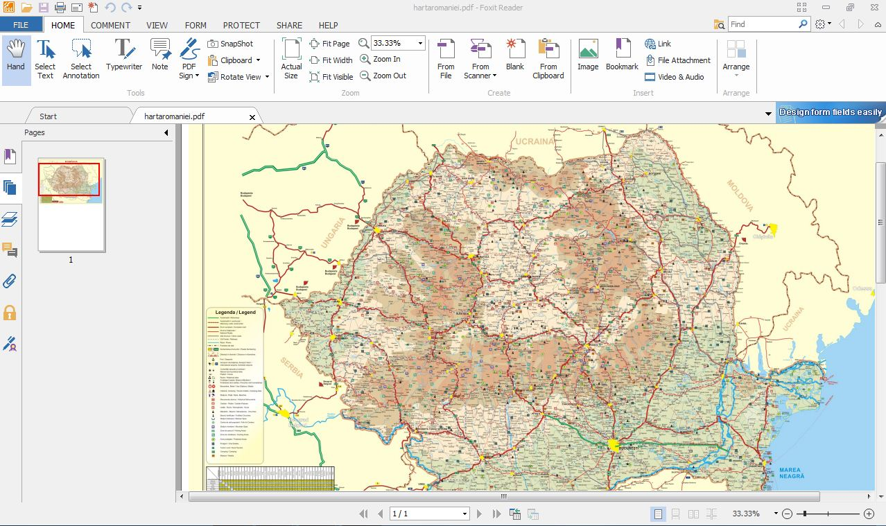 Romania Live Harta Rutiera Detaliata Romania Pdf Download Harta