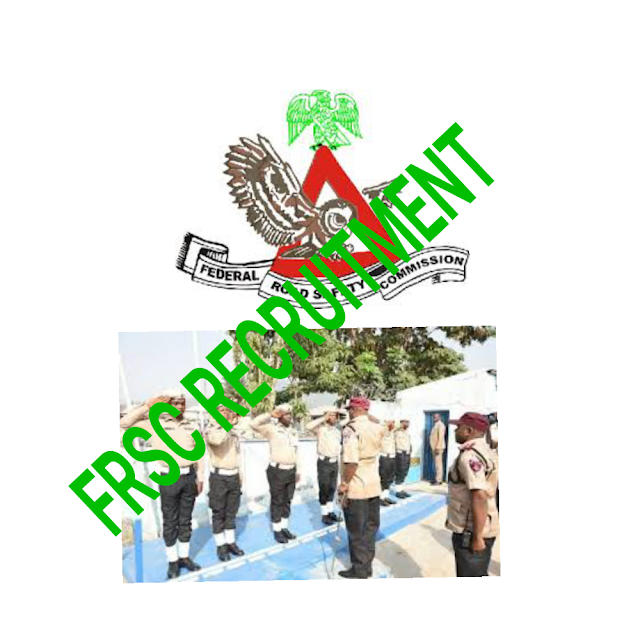 FRSC Federal Recruitment Portal https://www.recruitment.frsc.gov.ng/