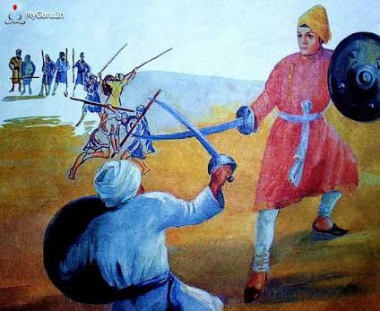 Sahibzada Baba Jujhar Singh ji Gurpurab