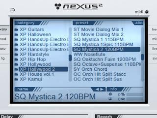 nexus vst free download full version