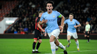 Source confirms Barca 'in talks' with Manchester City to sign Eric Garcia