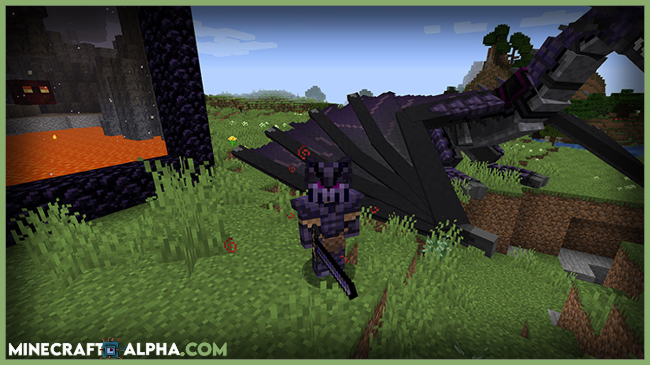 List of Top 5 Dragon Themed Minecraft Mods