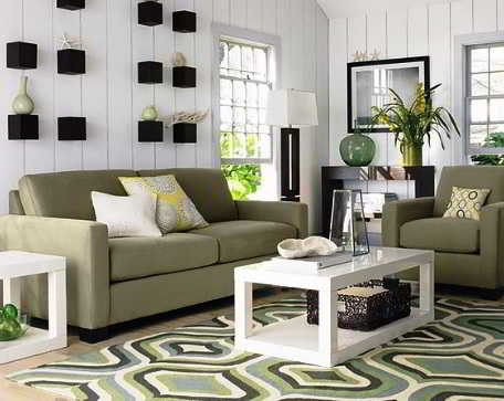 Model Sofa Ruang Tamu Sempit Minimalis