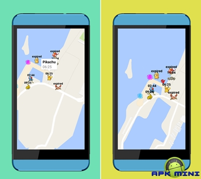 Poke-mapper Precise Time Radar