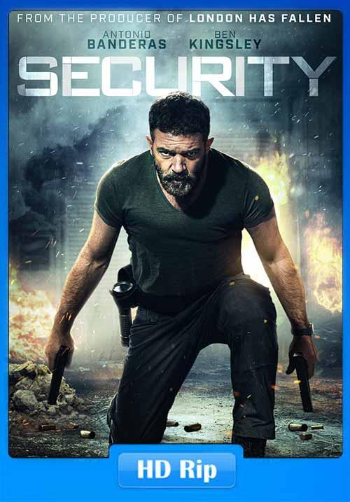 Security 2017 480p WEB-DL 350MB x264