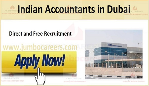 Recent Dubai jobs,