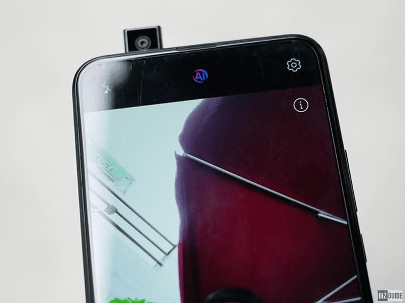 HONOR 9X pop-up selfie cam