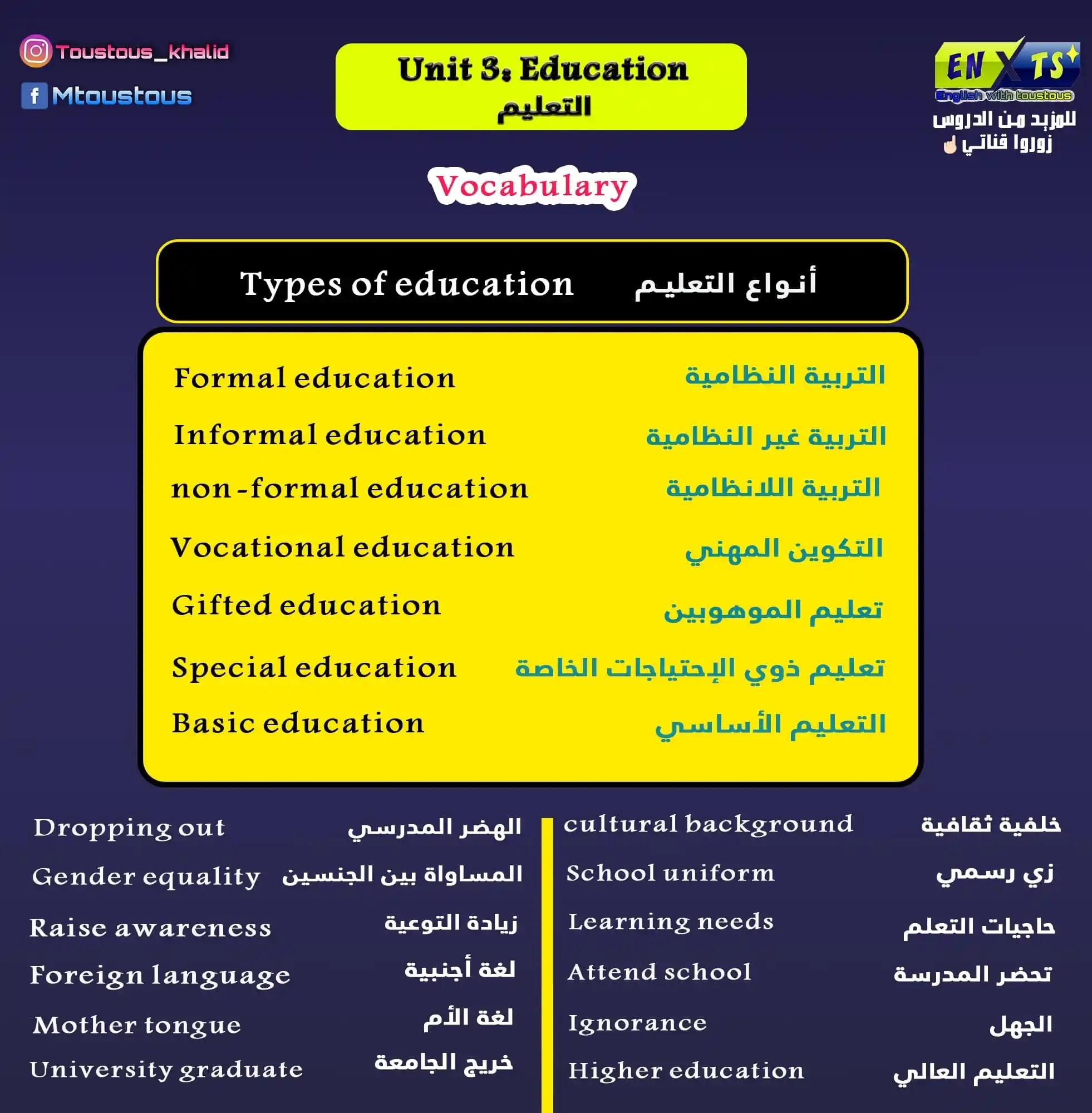 Umit3: education