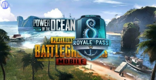 royale pass season 8 pubg mobile