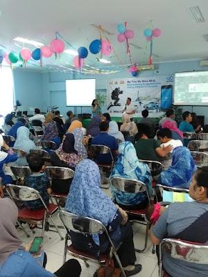 Blue Bird Umumkan Lomba Vlog Saat Gathering Komunitas Media Semarang