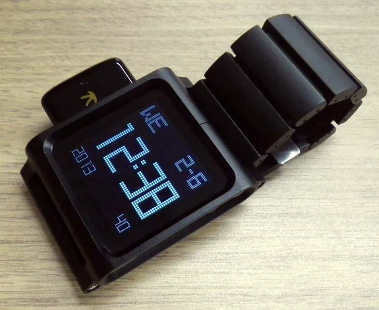 the life with gadget etc lunatik lynk ipod nano 6. Black Bedroom Furniture Sets. Home Design Ideas